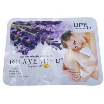 Kem Tắm Trắng Da - Giữ Ẩm Da Lavender - 150ml - Lavender1016T60