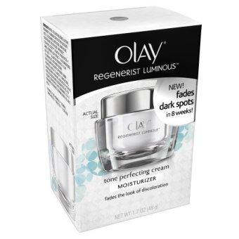 Kem trị nám và làm trắng da Olay Regenerist Luminous Tone Perfecting Cream 48g