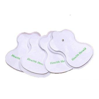 Bộ 4 miếng dán máy massage xung điện Health Herald