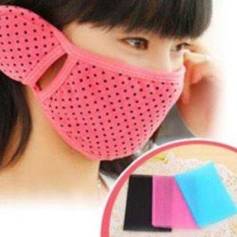 Bộ 2 Khẩu trang chống nắng , bụi, bảo vệ miệng và tai