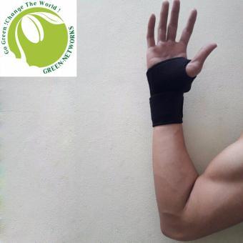 Băng bảo vệ cổ tay (Đen)