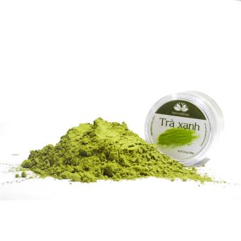 Bột trà xanh nguyên chất Natural Shop 20gram