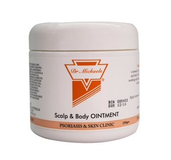 Kem trị vẩy da Dr Michaels Scalp & Body Ointment 250g