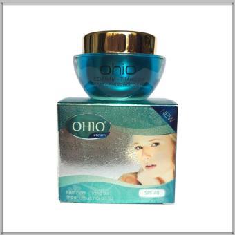 Kem nám - Trắng da - Thâm - Phục hồi da hư Ốc sên Ohio 20g