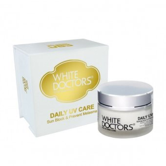 Kem chống nắng ngừa nám White Doctors DAILY UV CARE 40ml