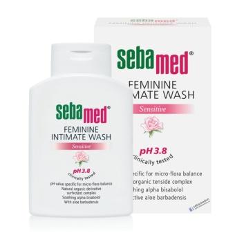 Dung dịch vệ sinh phụ nữ SEBAMED pH3.8