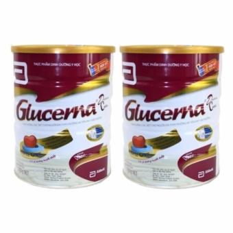 Bộ 2 sữa bột Glucerna 850g