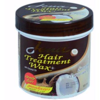 Kem ủ tóc tinh dầu dừa Già Jena Coconut Hair Treatment Wax 500ml