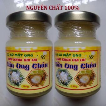 Bộ 2 Sữa Ong Chúa Nguyên Chất 100Ml/Lọ