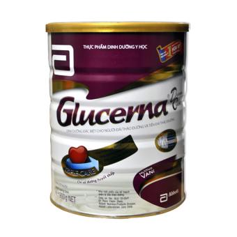 Sữa bột ABBOTT GLUCERNA cho người tiểu đường 850g