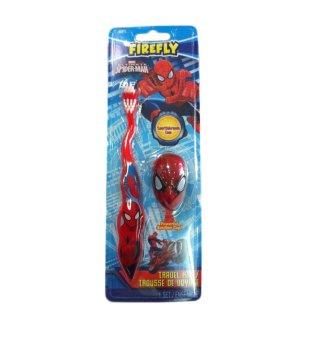 Bàn chải đánh răng trẻ em Spider Man Firefly