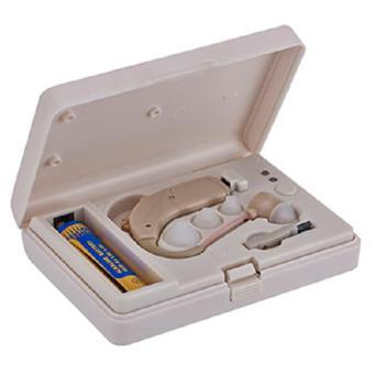 Máy trợ thính không dây vành tai (BTE) pin sạc - Mimitakara (JAPAN) UP64K