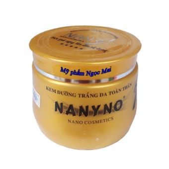 Kem dưỡng trắng da toàn thân NaNyNo 120g