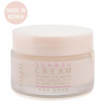 Kem dưỡng trắng da Enesti Suansu Cream Cao cấp Hàn Quốc 50g - Hàng Chính Hãng