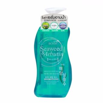 Sữa tắm Rong biển & Arbutin Boya Seaweed & Arbutin Serum Bath 800ml