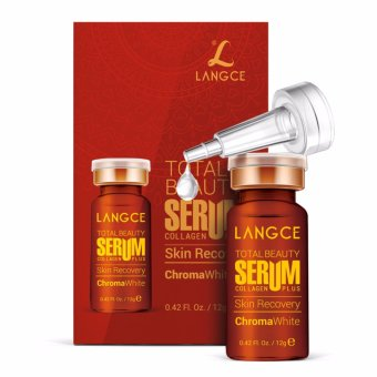 Serum Chữa Nám, Tàn Nhang, Đồi Mồi Collagen+ Đẹp Da 12ml LANGCE Total Beauty