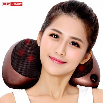 Bộ Gối mát-xa hồng ngoại Massage Magic 6 Bi