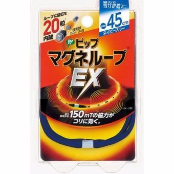 Vòng điều hòa huyết áp EX Magneloop 45cm (xanh tím than)