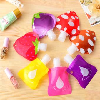 Bộ 6 túi chiết mỹ phẩm chăm sóc da mặt