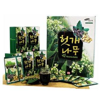 Nước bổ gan giải độc Hovenia Hàn Quốc ( 30 gói x 70ml).