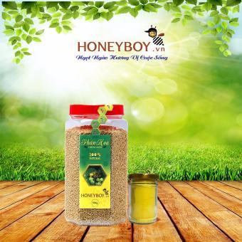 Phấn Hoa Thiên Nhiên Honeyboy 500g tặng tinh nghệ 40g