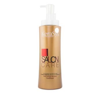 Dầu xả Kerasys Salon care (phục hồi tóc hư tổn nặng) 600ml