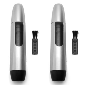 Bộ 2 máy cắt tỉa lông mũi (Bạc)