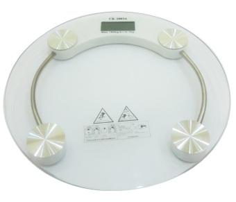 Cân sức khỏe điện tử kính an toàn CK -2003A