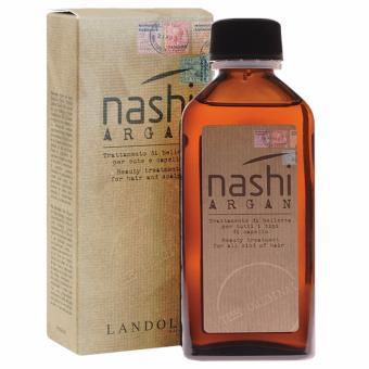 Tinh dầu dưỡng tóc Nashi Argan 100ml phục hồi tóc hư tổn