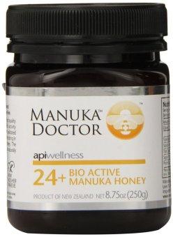 Mật ong 250g Manuka Doctor Bio Active 24+