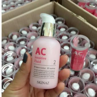 Tinh chất cao cấp AC Sensitive Fluid Skinaz Hàn Quốc