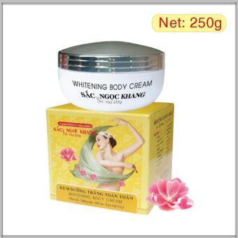 Kem dưỡng trắng da toàn thân Sắc Nét Ngọc Khang 250g