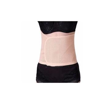 Đai sinh nhiệt nịt bụng hỗ giảm mỡ bụng siêu tốc (trắng)