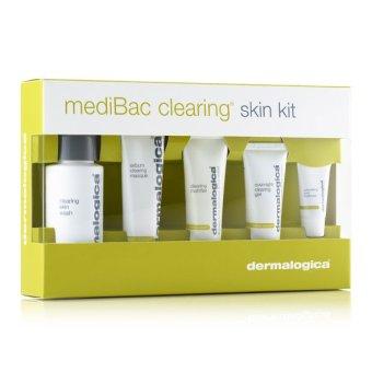 Bộ sản phẩm dưỡng da dành cho da mụn Dermalogica Medibac Clearing Kit