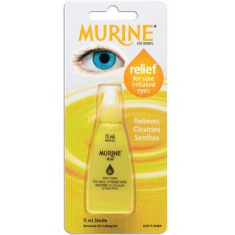 Nhỏ mắt kháng khuẩn Murine Relief eye drops 15ml