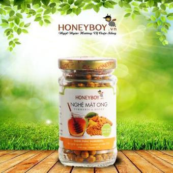 Nghệ Mật ong Honeyboy 80g
