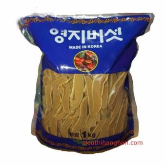 Nấm Linh Chi Núi Thái Lát Sẵn Hàn Quốc 1 Kg