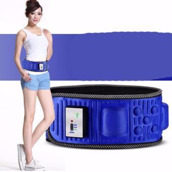 Đai masage đặc trị vùng bụng X5 (xanh)