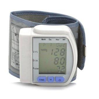 Máy đo huyết áp cổ tay CK-102S (Trắng)