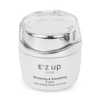 Kem Dưỡng Trắng và Mịn Da E'Z up (Whitening&Smoothing - Cream) 60g