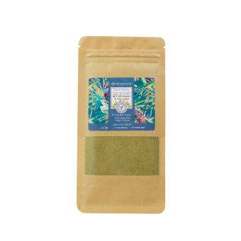 Bột yến mạch trà xanh dưỡng trắng da Milaganics 100g