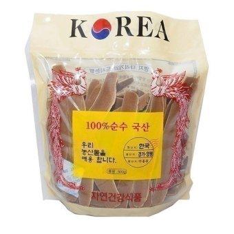 Nấm linh chi thái lát Hàn Quốc 0.5kg