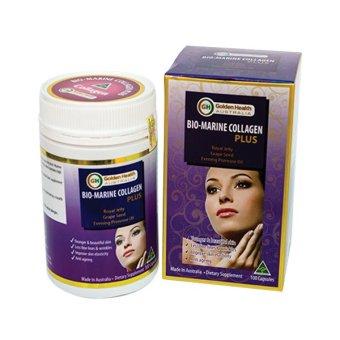 Dưỡng da Collagen Golden Health Bio-Marine Collagen Plus 100 viên