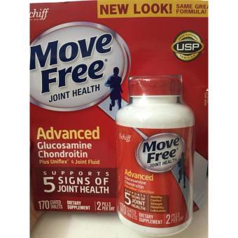 Viên uống bổ khớp Move Free Joint Health Schiff 170 viên