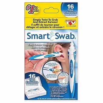 Dụng cụ lấy ráy tai Smart Swab 16 chi tiết