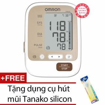 Máy đo huyết áp bắp tay JPN600 + Tặng dụng cụ hút mũi Tanako silicon