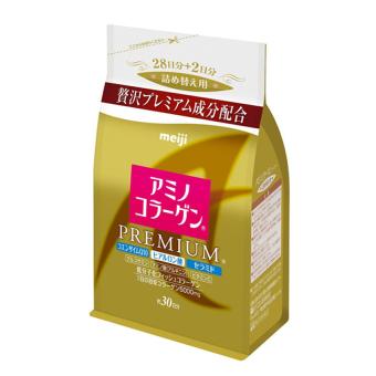Collagen Meiji Amino Premium Dạng Bột Lagi N2581