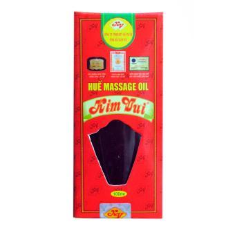 Tinh dầu xoa bóp Huế 100ml