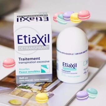 Lăn Khử Mùi Đặc Trị Hiệu Quả Hôi Và Viêm Vùng Da Dưới Nách Etiaxil 15ml Cho Da Nhạy Cảm