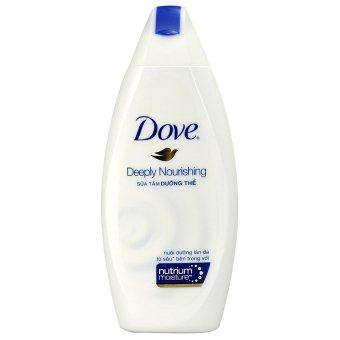 Sữa tắm dưỡng thể Dove dưỡng chất thấm sâu 180g